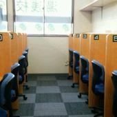 充実の自習室!!!